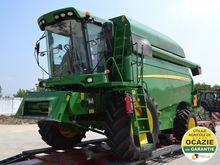 2015 JOHN DEERE W440 combine-ha