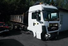 2012 MAN TGS 35.480 dump truck