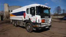 Used SCANIA 124 fuel
