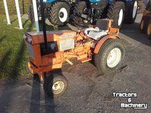 HOLMER B18 mini tractor