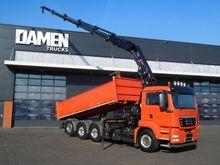 2011 MAN TGS 32.480 dump truck