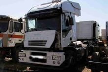 Used Damaged IVECO S