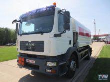 2008 MAN fuel truck