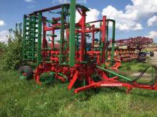 2008 UNIA ATLAS 6 cultivator