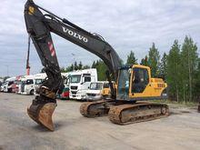 2004 VOLVO EC210B LC tracked ex