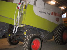 Used 2008 CLAAS comb