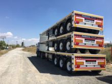 Used Ozsan Trailer C