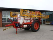 Used 1999 AGRIFAC GN