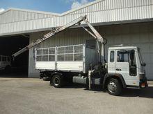 1995 VOLVO FL6 12 dump truck