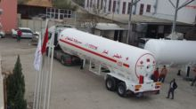 DOĞUMAK LPG SEMI TRAILER gas ta