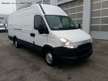 2014 IVECO DAILY 35S13 closed b