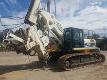 2012 SOILMEC SR60 drilling rig