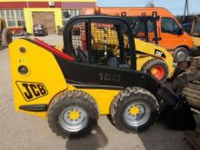2008 JCB 160, mini loaders skid