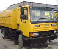 1990 DAF 1000 road sweeper