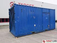 2005 SDMO X1100KTD generator