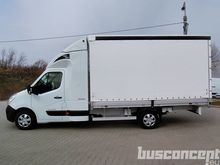 2017 RENAULT Master 8EP Heavy T