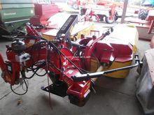 2010 FELLA KM 310 TL mower