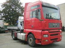 Used 2002 MAN TGA 18