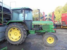 1986 JOHN DEERE 2140 wheel trac