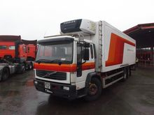 VOLVO FL6 refrigerated truck by