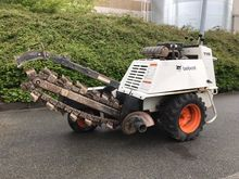 1991 BOBCAT T116 trencher