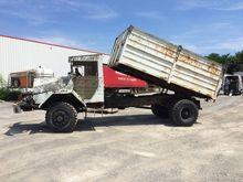 1961 MAN 630 L2A 4X4 dump truck