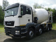 2014 MAN 32.360 Intermix 9cbm l