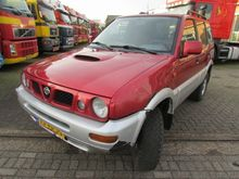 Used 1998 NISSAN Ter