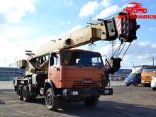 Used KAMAZ KS-55-713
