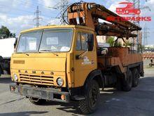 1989 KAMAZ 53213 concrete pump