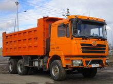 2012 SHACMAN SHAANXI dump truck