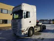2010 SCANIA R560 tractor unit