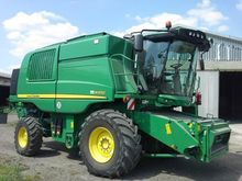2014 JOHN DEERE W 650 combine-h