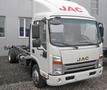 2017 JAC N75 chassis truck