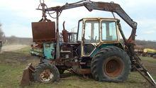 1994 YUMZ 6 AKL wheel tractor