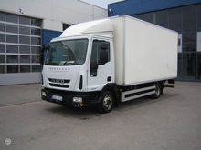 2008 IVECO ML75E18, isothermal