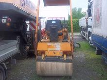 1992 AMMANN Walze road roller