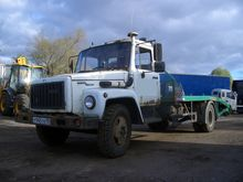 2005 GAZ 473202 evakuator tow t