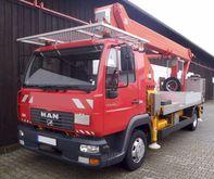 2005 MAN L2000 LE 8.150 - Wumag
