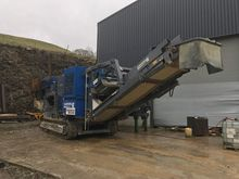 2011 KLEEMANN MC110Z crushing p