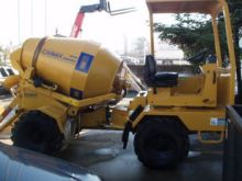 2016 CARMIX ONE concrete mixer