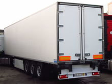 2009 BIZIEN refrigerated semi-t