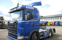 Used 2000 SCANIA R14