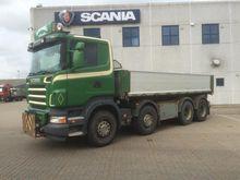 2006 SCANIA R420 dump truck