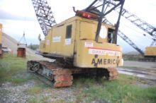 AMERICAN port crane