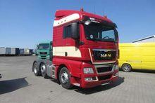 Used 2013 MAN TGX 26