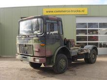 1981 MAN 15 240 tractor unit