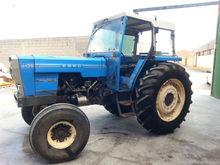 1980 EBRO 6125 wheel tractor