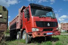 2006 HOWO ZZ dump truck