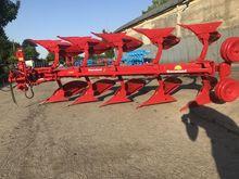 2014 KVERNELAND 5 furrow plough